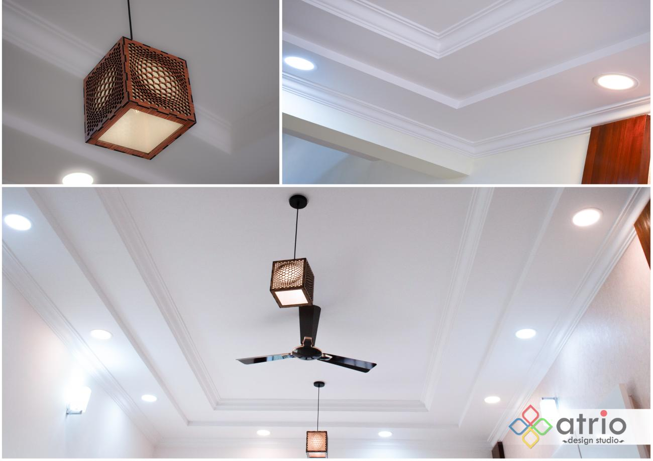 False Ceiling and Lighting